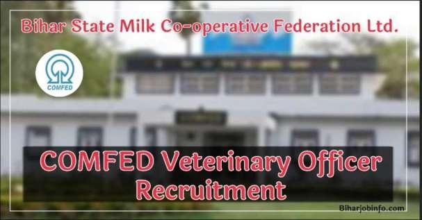 Bihar State Milk Co-operative Federation Ltd Recruitment