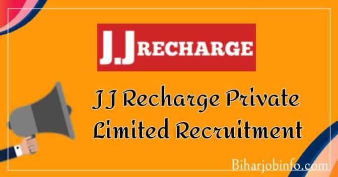JJ Recharge Recruitment