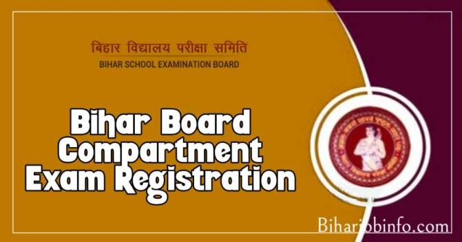 Bihar Board intermediate compartment Exam